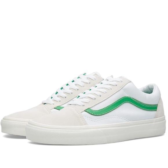 Vans Shoes | Vans Old Skool True White